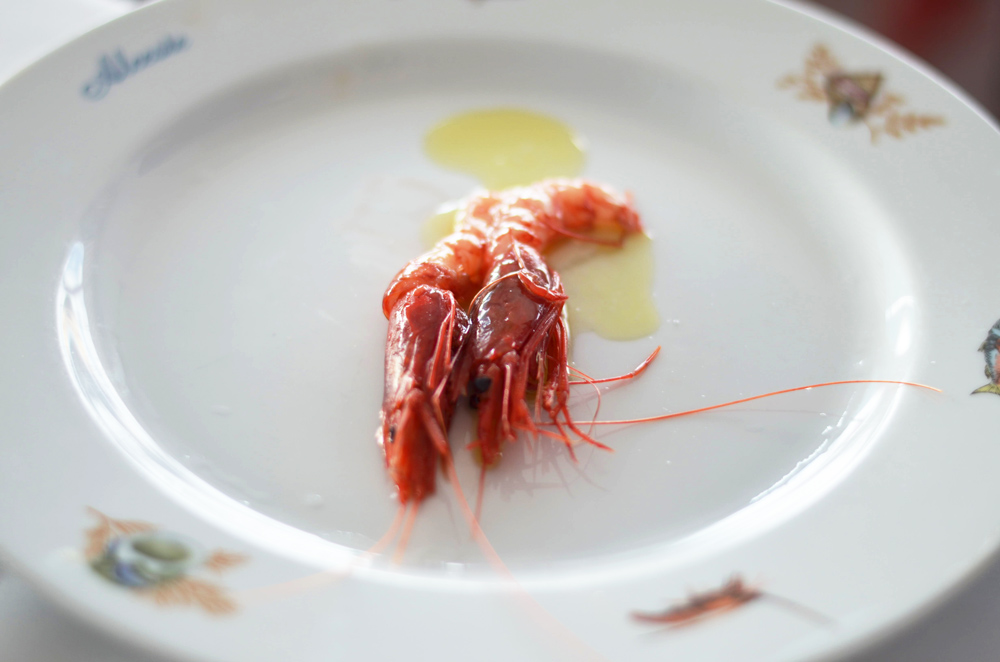 gambero rosso ristorante alceste anzio
